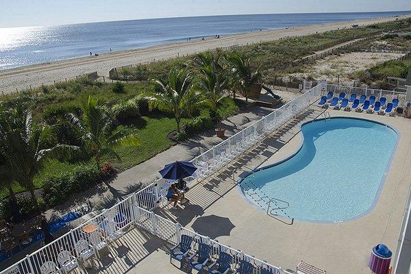 Pools Hot Tub Carousel Oceanfront Hotel Ocean City Md